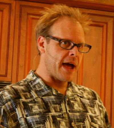 Alton Brown | Credit Jen Segrest Wikimedia Commons