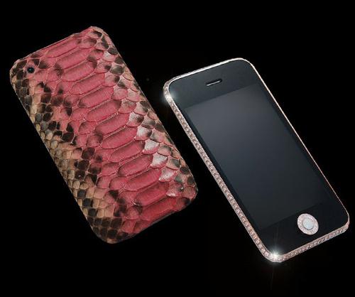 Python Skin iPhone