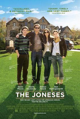 """The Joneses"" Movie Poster"