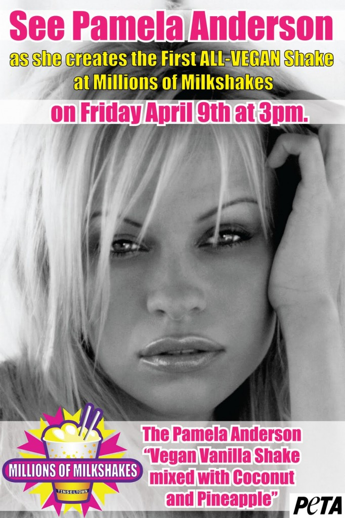 Pamela Anderson Millions of Milkshakes