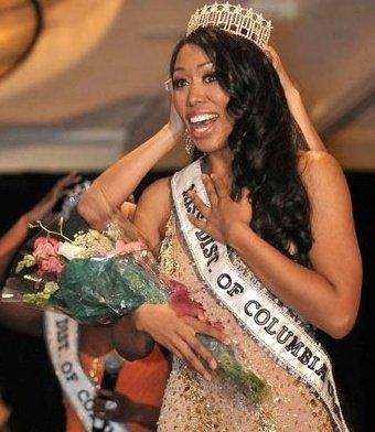 "MacKenzie Green ""Miss DC USA"""