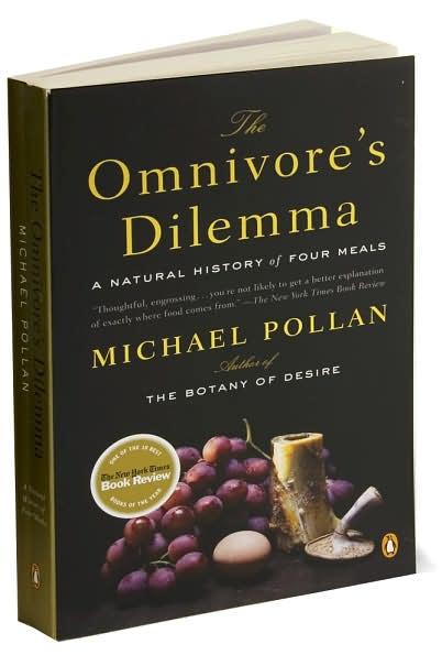 michael pollan omnivore dilemma