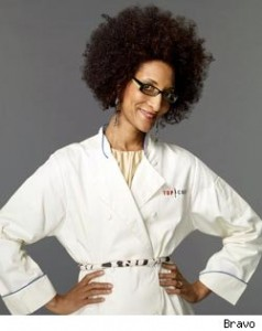 """Top Chef"" Carla Hall"