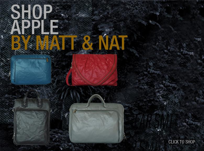 Matt & Nat Apple