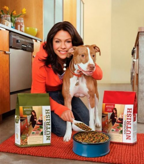 Rachael Ray said she was devoting her life to only owning pit bull dogs ...