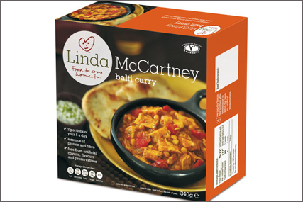 linda mccartney on tour over 200 meatfree dishes from around the world