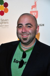 Duff Goldman Uses Cage-Free Eggs For Charm City Cakes - JKZ-005067-199x300
