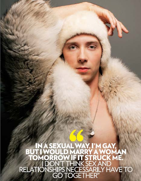Vegetarian StarJohnny Weir Comes Out–In Fur. Welcome To His Cruel ...: vegetarianstar.com/2011/01/06/johnny-weir-comes-out-in-fur-welcome...
