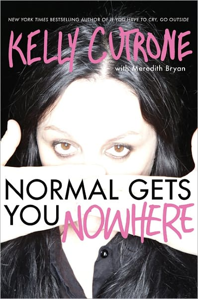 "Kelly Cutrone ""Normal Gets You Nowhere"""