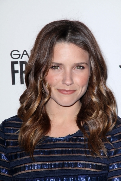 Sophia Bush vegan