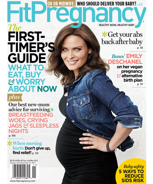 Fit Pregnancy cover