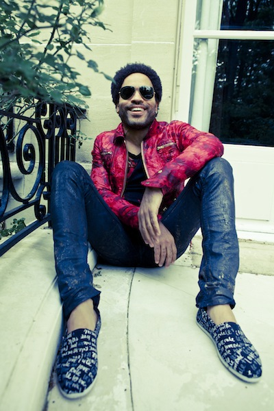 Lenny Kravitz Let Love Rule