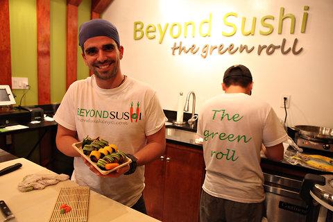 Guy Vaknin Beyond Sushi