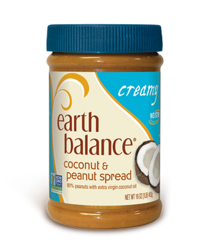 Earth Balance Coconut Peanut Spread