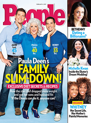 Paula Dean People Cover