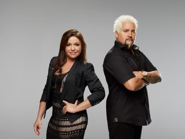 Rachael Ray Guy Fieri