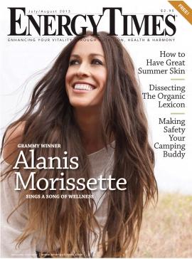 Alanis Morissette Energy Times
