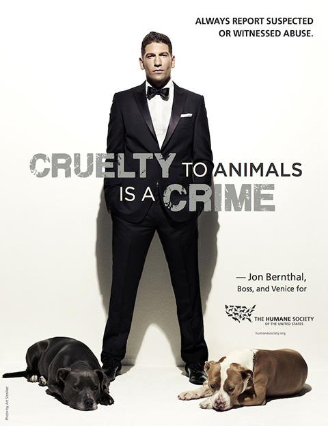 Jon Bernthal Humane Society