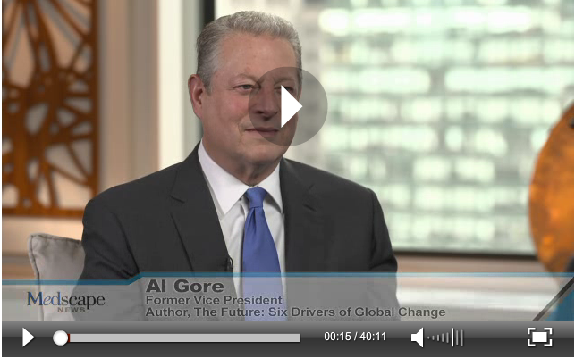 Al Gore Medscape
