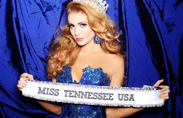 Miss Tennessee USA Kristy Landers Niedenfuer