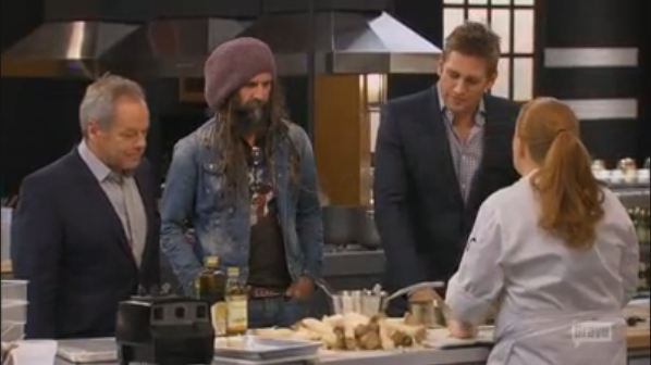 Rob Zombie Top Chef