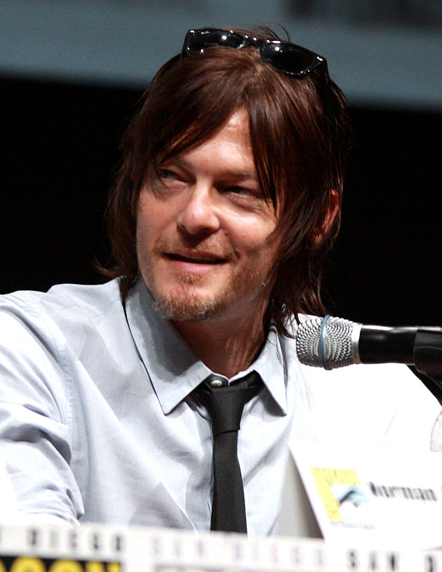 Norman Reedus Of    The Walking Dead    Eats Vegetarian After Flesh    Norman Reedus