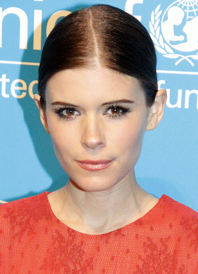Kate Mara UNICEF