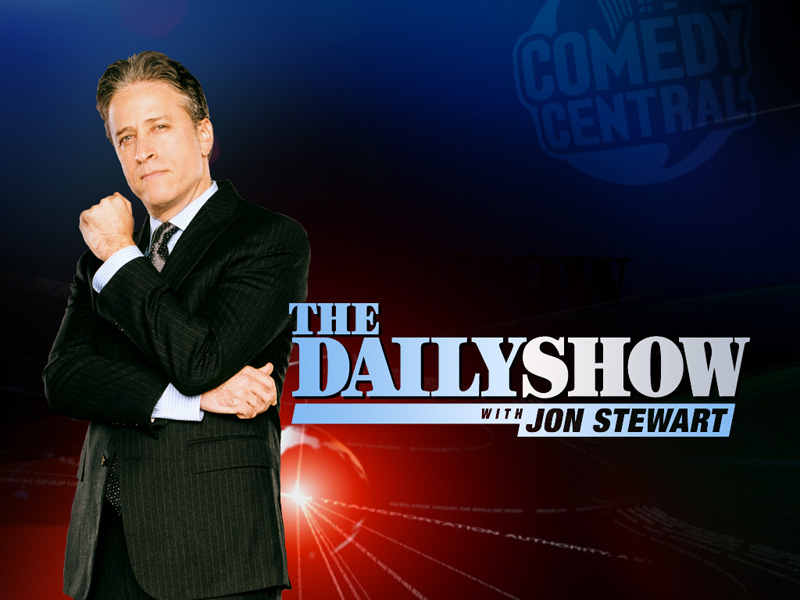 The Daily Show Jon Stewart