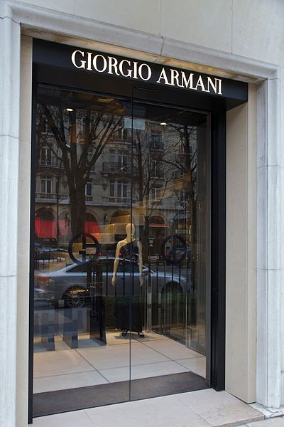 GiorgioArmani@Paris